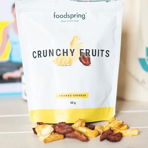 La Yoga Box - Foodspring Crunchy Fruits