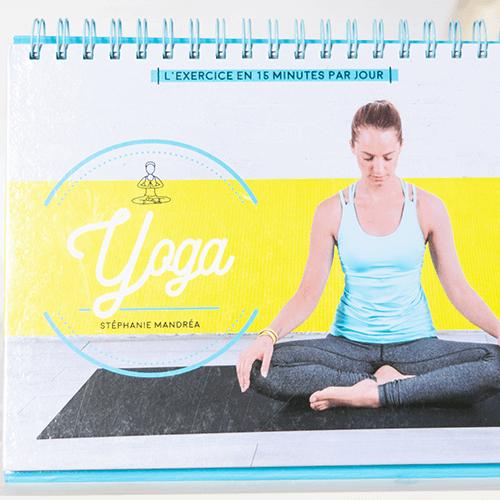 La Yoga Box - Livre Yoga
