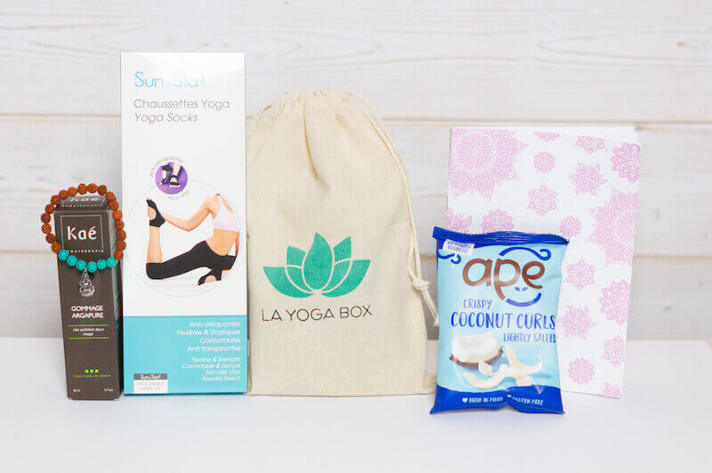 La Yoga Box Juin 2019